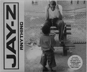 Anything (Jay-Z song) - Image: Jayzanything