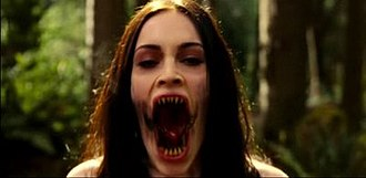 Jennifer's Body - Image: Jennifer's Body, demon within