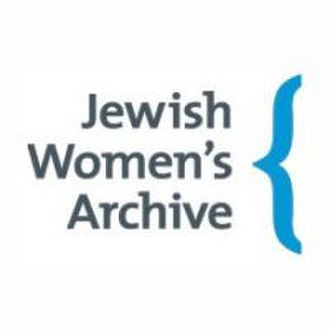 Jewish Women's Archive - Image: Jewish Women's Archive Logo