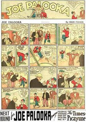 Joe Palooka - Ham Fisher's Joe Palooka (June 25, 1939)