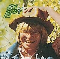 John Denver's Greatest Hits cover