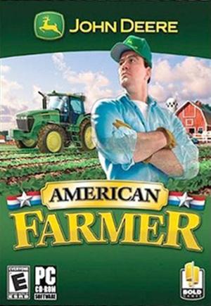 John Deere: American Farmer - Cover art