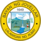 Official seal of Jovellar