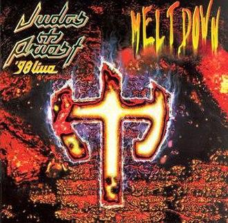 '98 Live Meltdown - Image: Judas Priest Live Meltdown