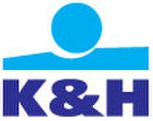 K&H Bank - Image: K&h logo