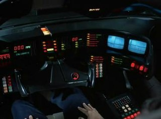 Knight of the Phoenix 1st episode of the first season of Knight Rider