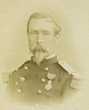 Cần Vương movement - General Léon Prud'homme (1833–1921)