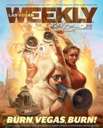 Las Vegas Weekly - Image: Las Vegas Weekly (cover)
