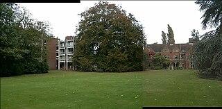 Leckhampton, Corpus Christi College, Cambridge