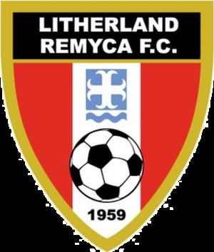 Litherland REMYCA F.C. - Image: Litherland REMYCA F.C. logo