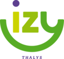 Logo of the IZY train service.png