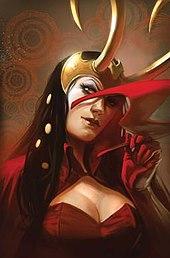 Loki (comics) - Wikipedia