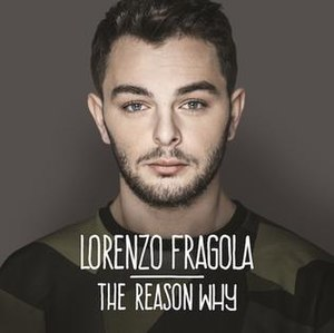 The Reason Why (song) - Image: Lorenzo Fragola The Reason Why Front cover