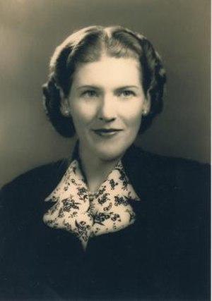 Lorna Arnold - Lorna Arnold in Washington, D.C., in 1947