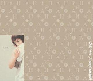 Love (Destiny) 1999 single by Ayumi Hamasaki and Tsunku