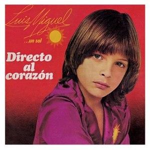 Directo al corazón - Image: Luis Miguel Palabra de Honor
