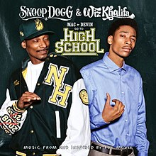 Mac & Devin Go to High School (soundtrack) cover.jpg
