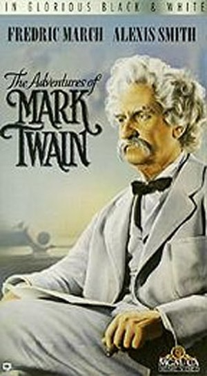 The Adventures of Mark Twain (1944 film) - Original film poster