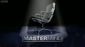 Mastermind (TV series) - Image: Mastermind TV
