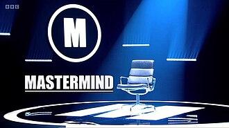 Mastermind (TV series) - Image: Mastermind TV