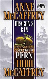 <i>Dragons Kin</i> book by Anne McCaffrey