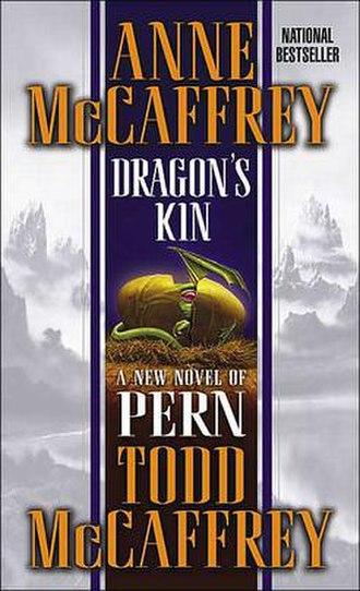Dragon's Kin - Image: Mc Caffrey dragons kin