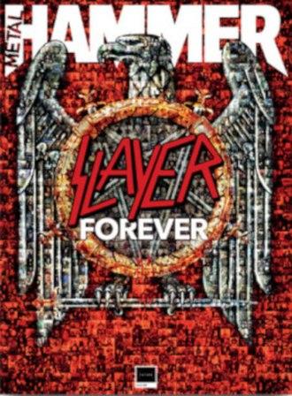 Metal Hammer - Image: Metal Hammer January 2019 cover