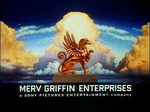 Merv Griffin Enterprises - The company's logo from 1993–1994