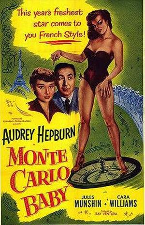 Monte Carlo Baby - Image: Monte Carlo Baby