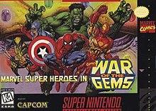 marvel super heroes snes