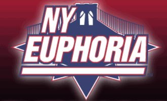 New York Euphoria - 2nd logo of NY Euphoria