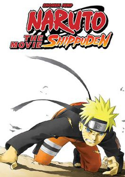 Picture of a movie: Naruto Shippuden: The Movie