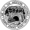 Official seal of North Adams, Massachusetts