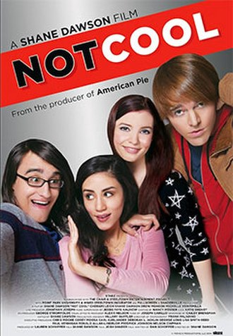 Not Cool (film) - Theatrical release poster