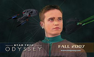 Star Trek: Odyssey - The USS Odyssey traverses beyond the Hidden Frontier.