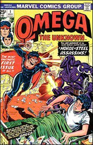 Omega the Unknown - Image: Omega the Unknown 1