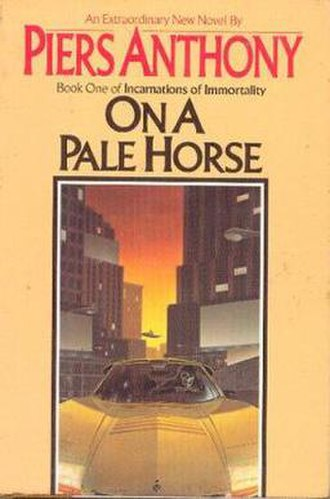 On a Pale Horse - First edition
