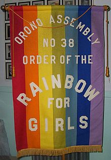 International Order Of The Rainbow For Girls Wikipedia