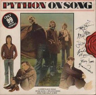 Python On Song - Image: PYTHON ON SONG