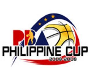 2008–09 PBA Philippine Cup - Image: Pba philcup 0809