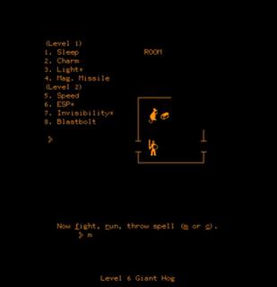 <i>pedit5</i> 1975 video game