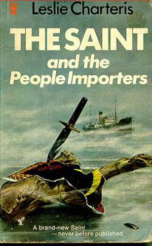 The Saint and the People Importers - Image: People Importers