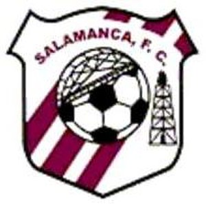 Salamanca F.C. - Image: Petrolerossalamanca 70s