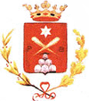 Coat of arms of Poggio Bustone