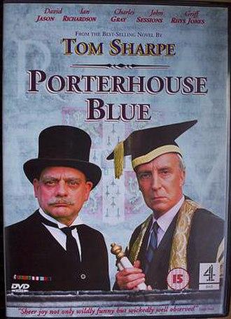 Porterhouse Blue (TV series) - Cover of DVD