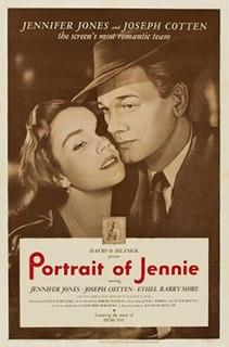 <i>Portrait of Jennie</i> 1948 film by William Dieterle
