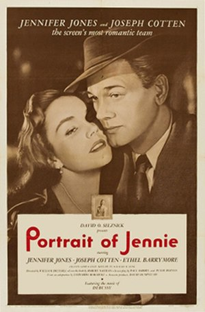 Portrait of Jennie - Movie poster