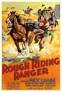 Rough Riding Ranger movie