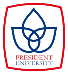 Image result for logo president university