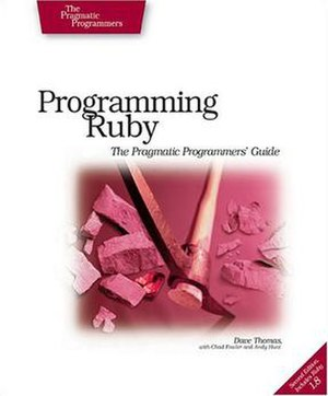 Programming Ruby - Image: Programming ruby